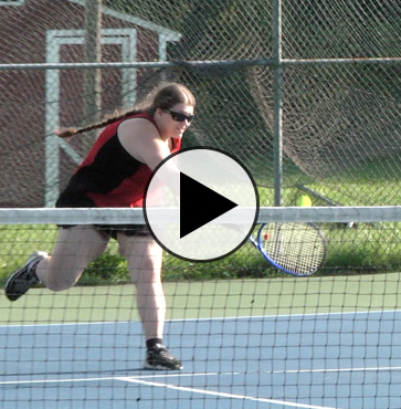 North Penn-Liberty tennis falls to Towanda