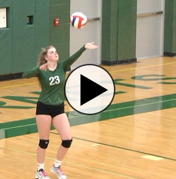 Wellsboro Volleyball sweeps Coudersport