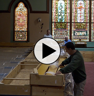 Organ Restoration at FPCW