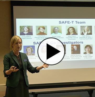 UPMC Susquehanna – SAFE-T Program