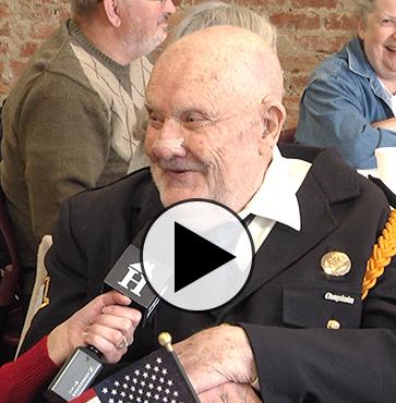 Veterans Share Service Stories