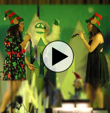 Tis The Season – Christmas Spectacular!