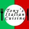 TONY'S ITALIAN CUISINE