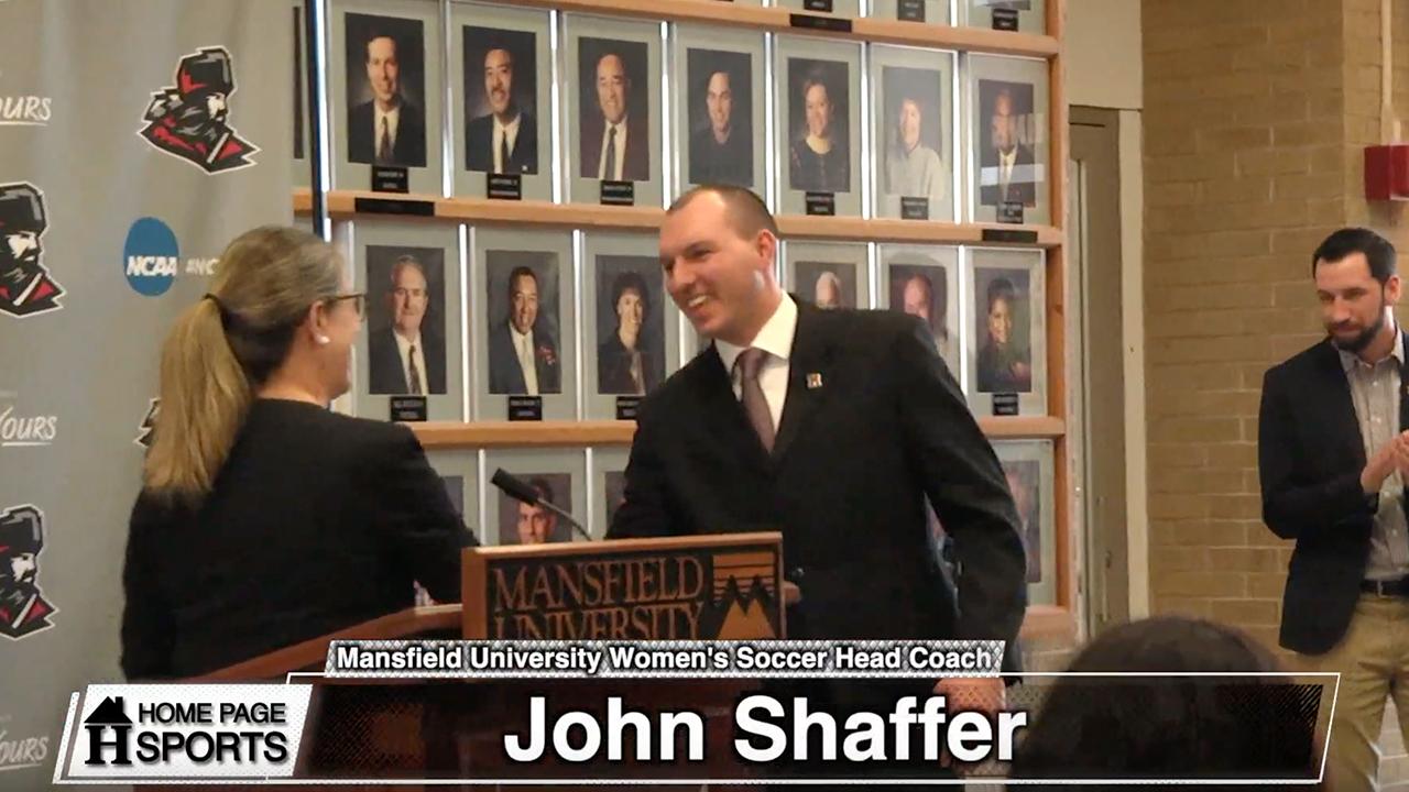 Shaffer named MU Women's Soccer Head Coach