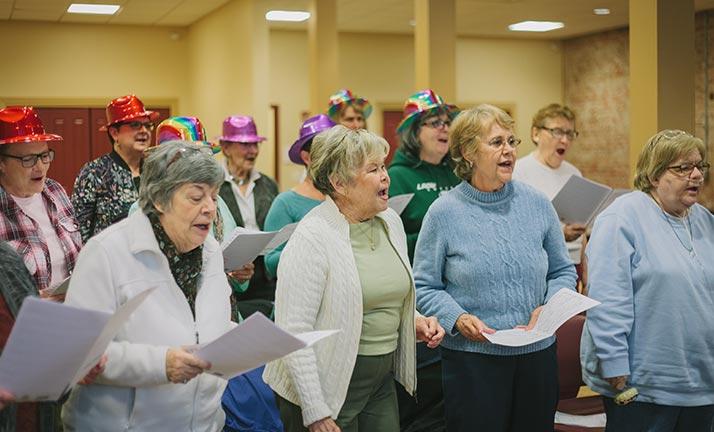 Women's Chorus Celebrates 40 Years!