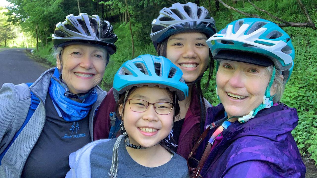 Movin' Together – Rail Trail Adventure