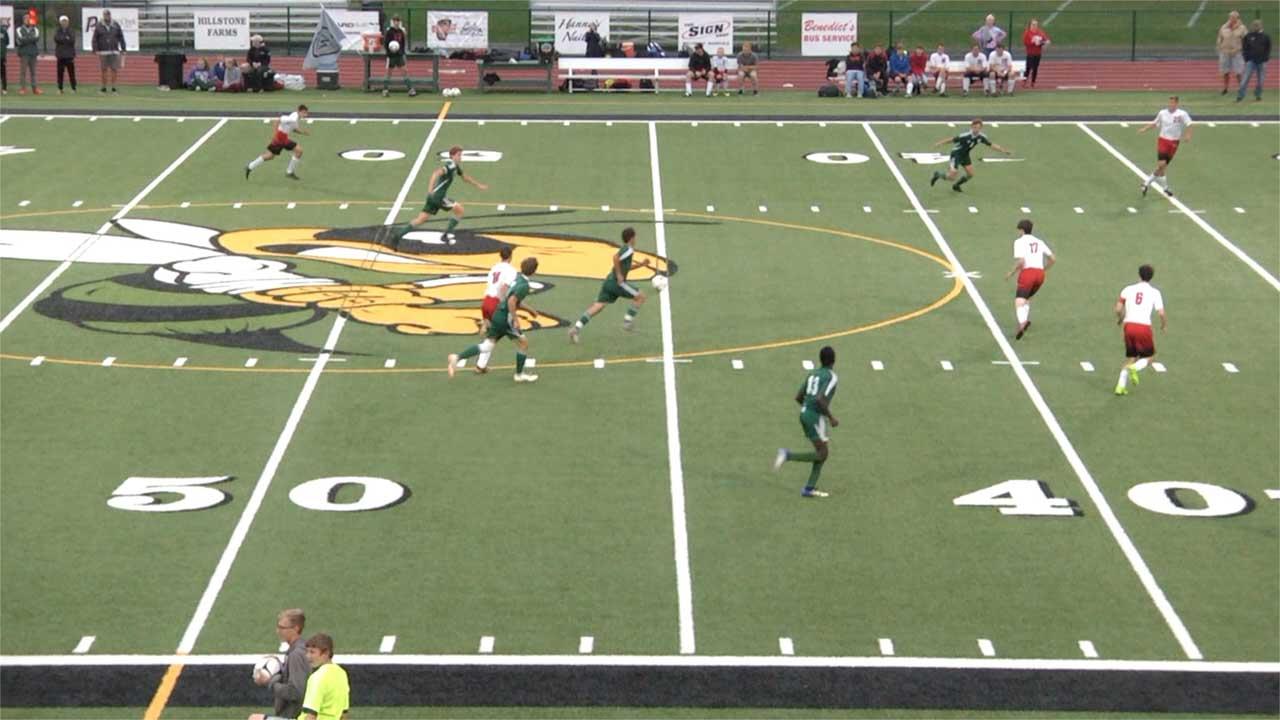 Hornet Soccer Teams Top Sayre, Liberty