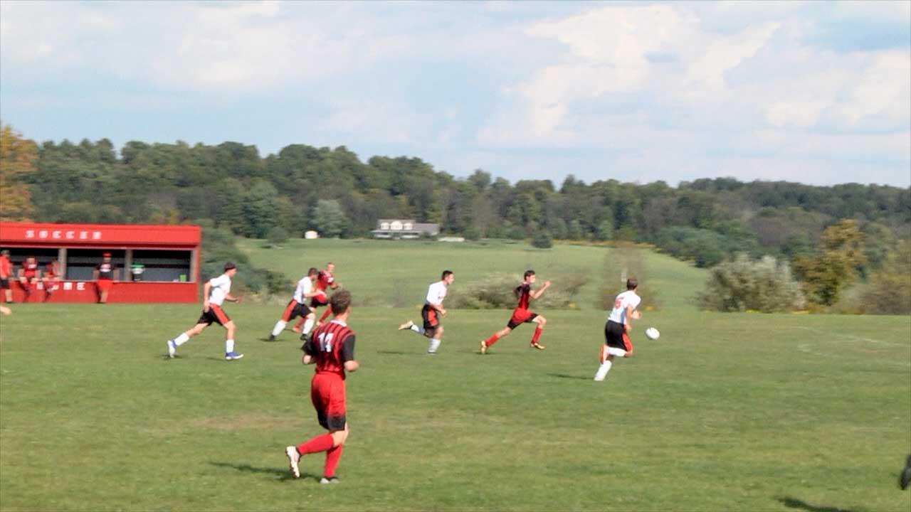 Mounties Soccer Tops Galeton, 3-1