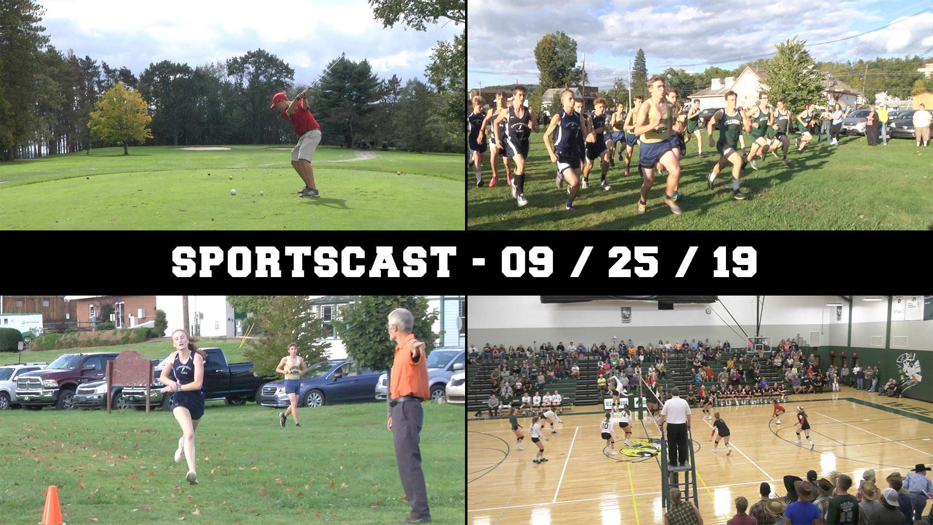 Sportscast – 09/24/19