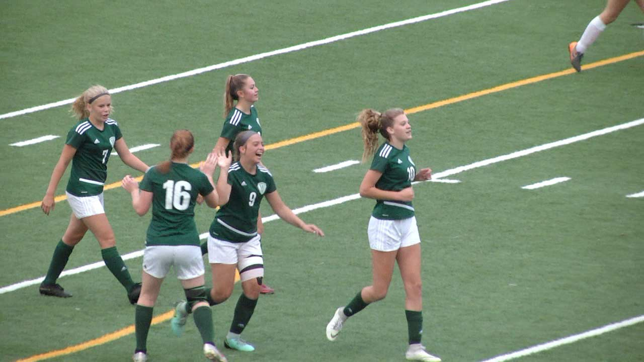 Wellsboro girls top NEB, 5-1