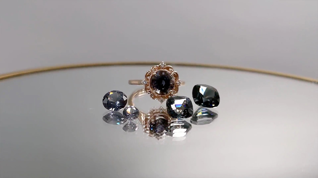 Behind the Sparkle: Spinel