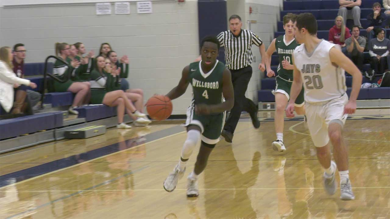 Central Columbia outlasts Wellsboro in D4 quarterfinals