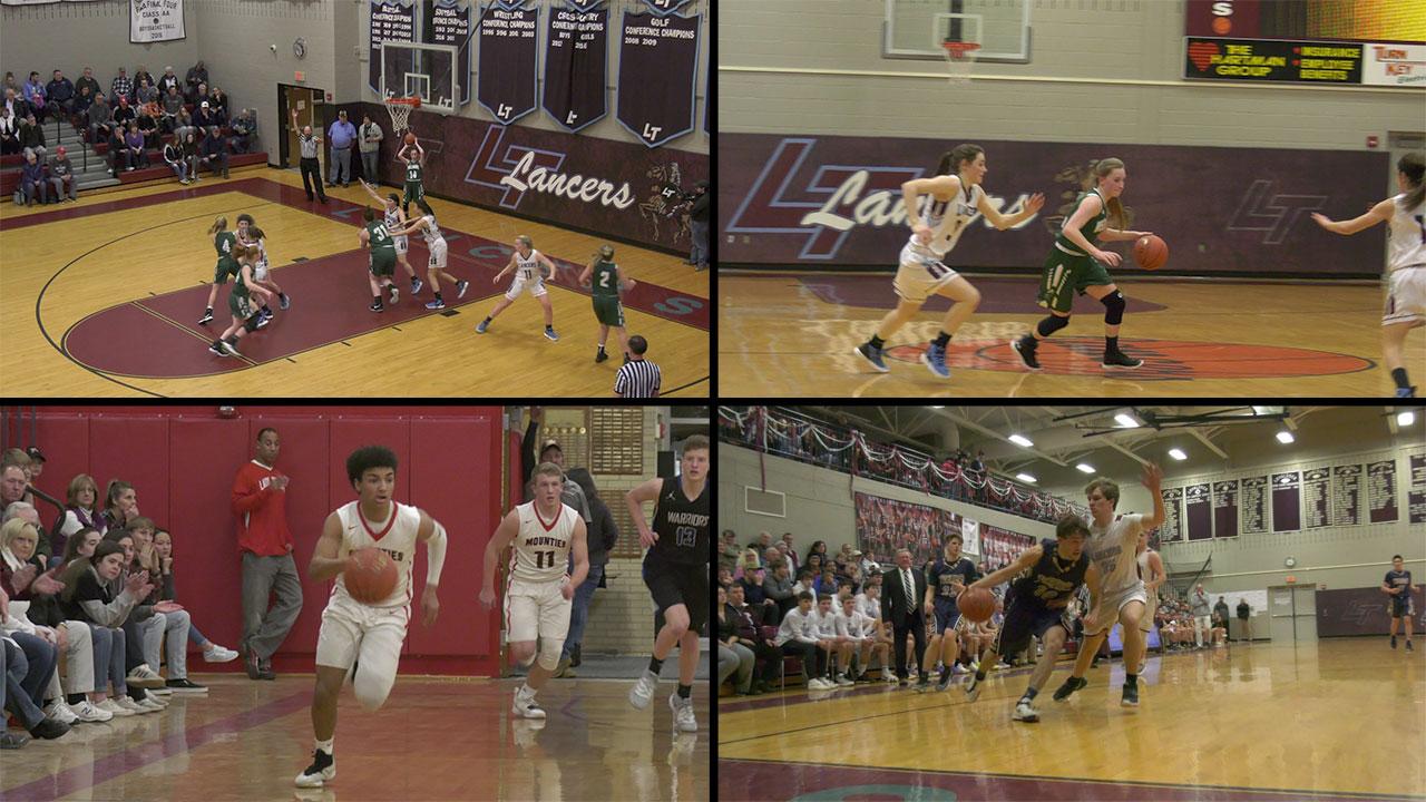D4 Basketball SportsCast – 2/24/20
