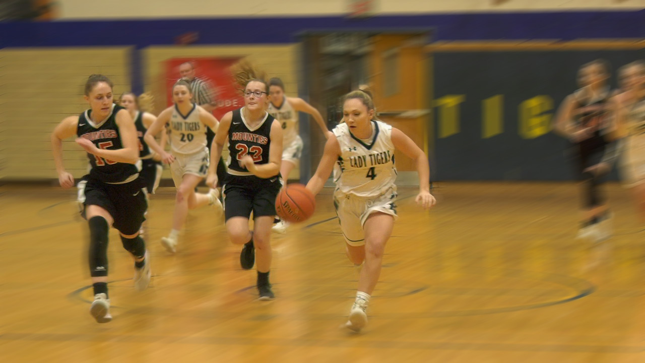 Mansfield Girls Beat Rival Liberty