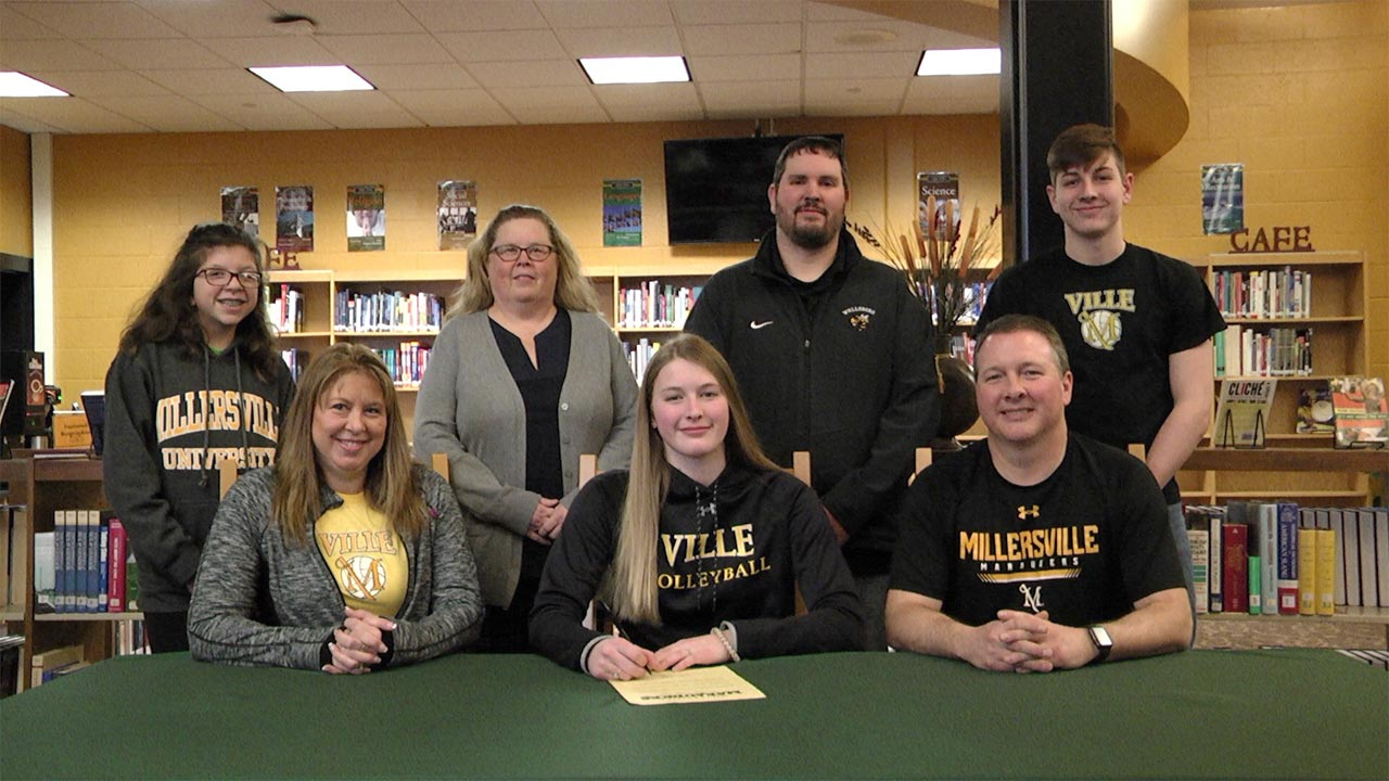 Callahan Signs With Millersville