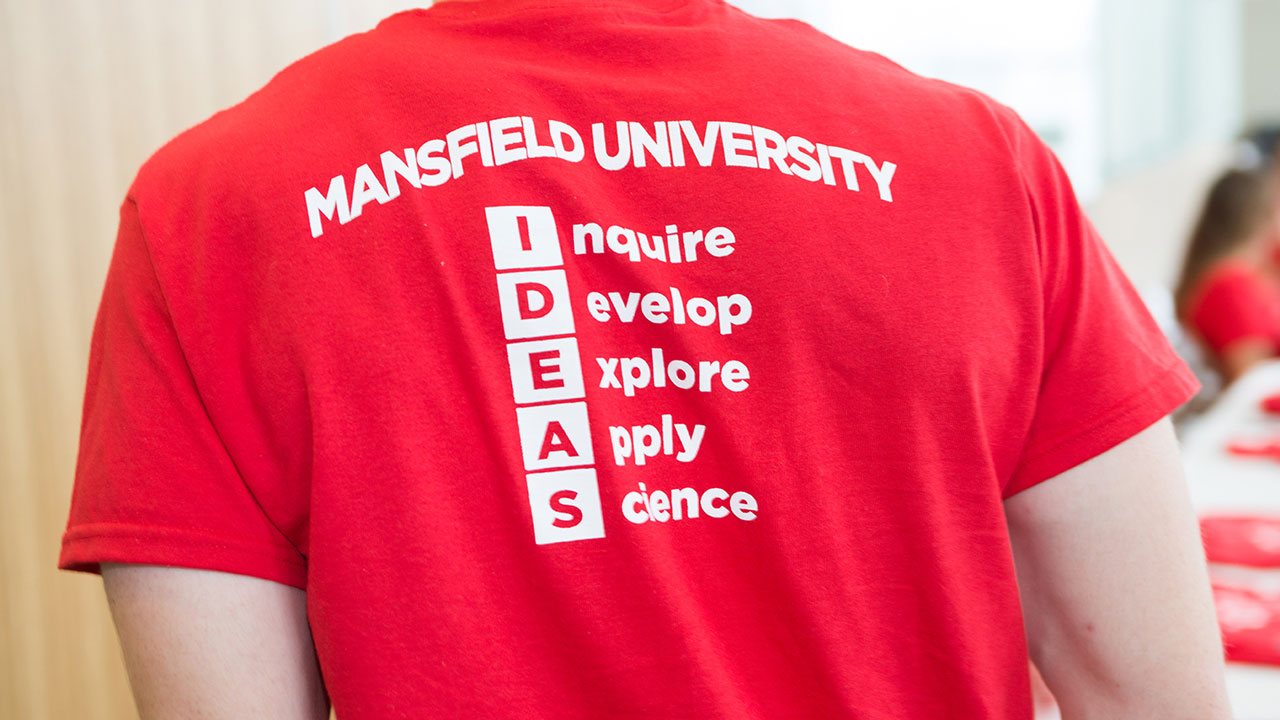 Mansfield University IDEAS Day 2020