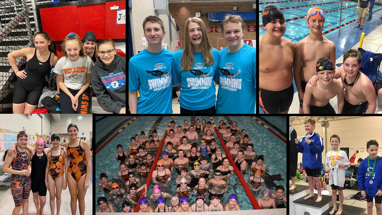 Winter Swim Team Finds Success!