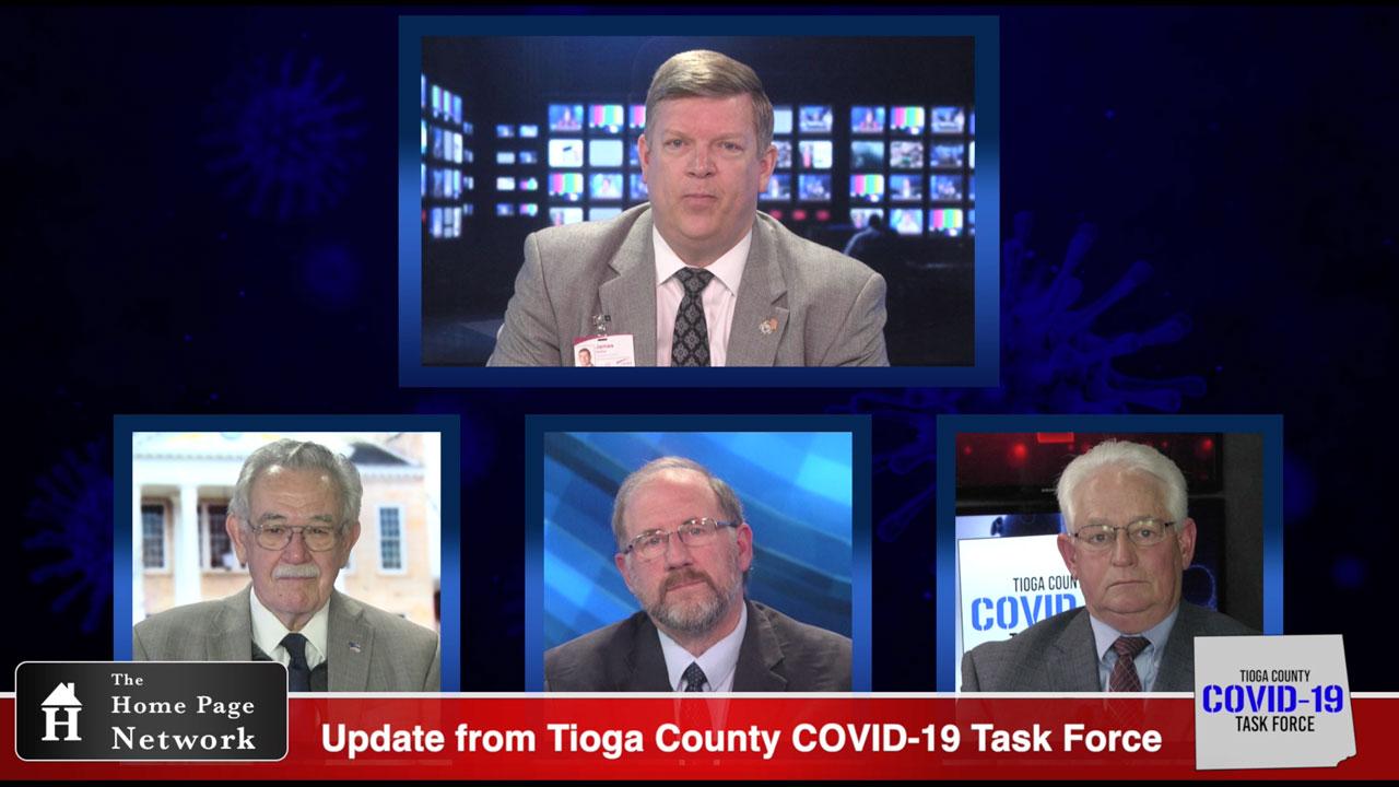Tioga County COVID-19 Update