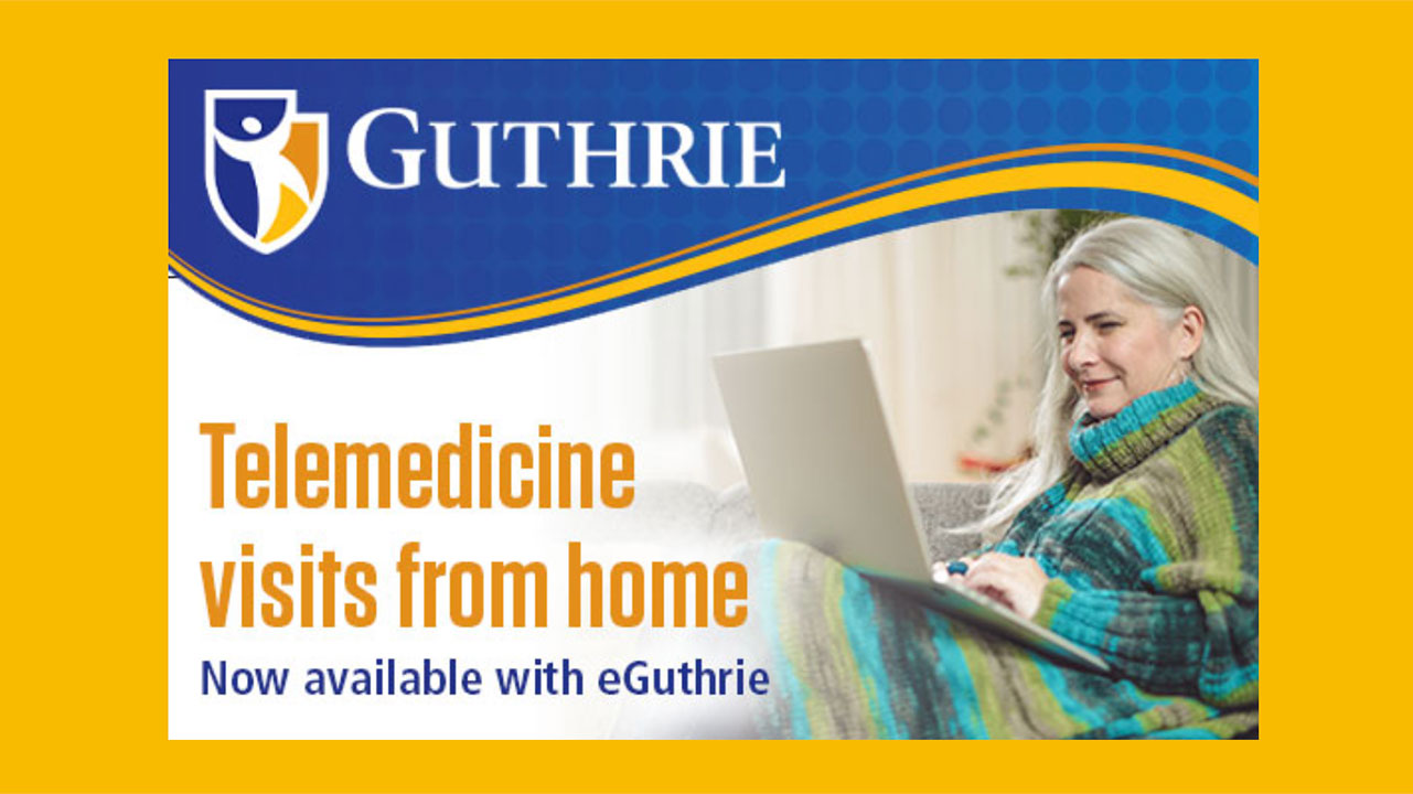 Guthrie Updates on COVID-19