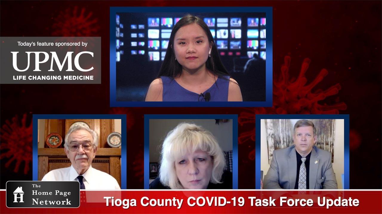 COVID-19 Task Force Update – 04/20/20