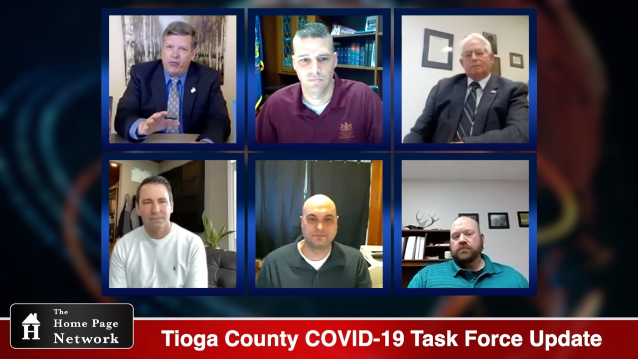 Plans to Safely Reopen Tioga County