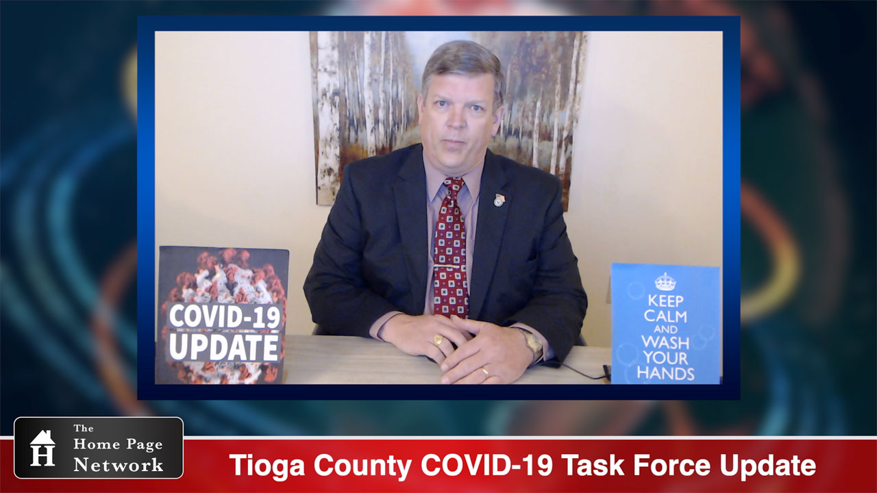 Task Force Update with Jim Nobles