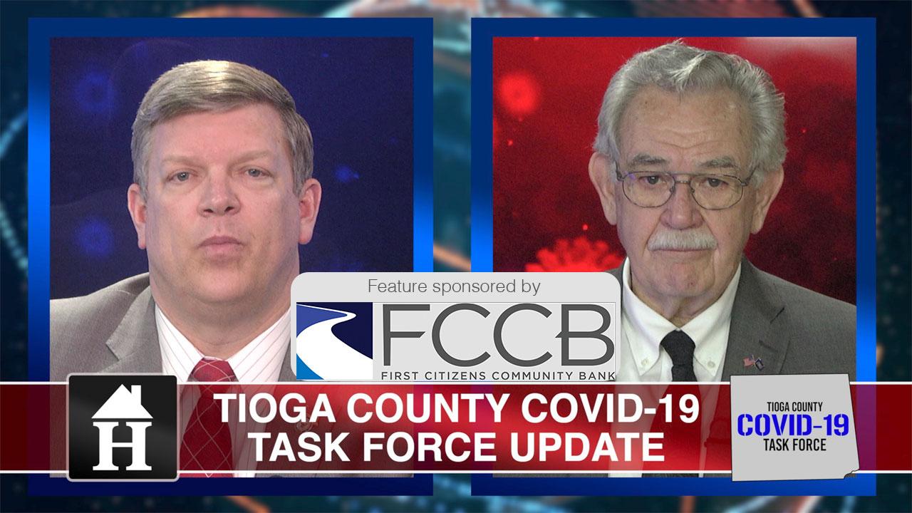 Tioga County COVID-19 Task Force Update