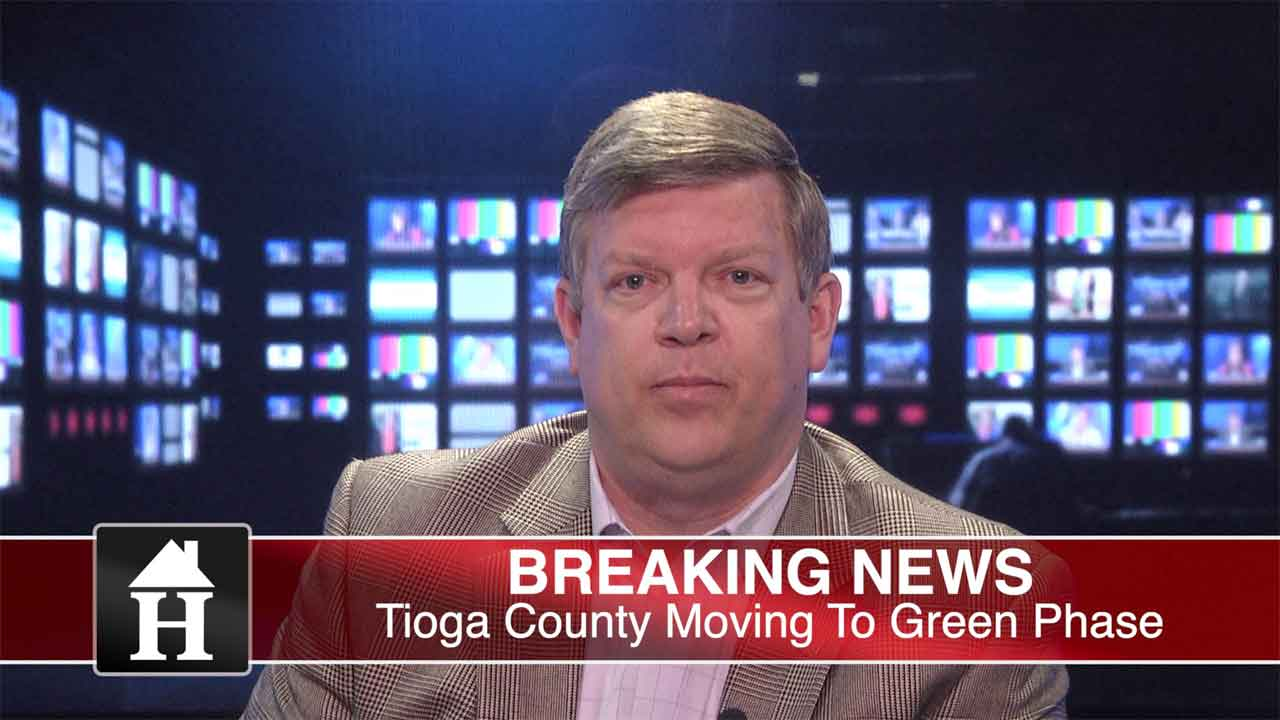 Tioga County is Moving to Green May 29