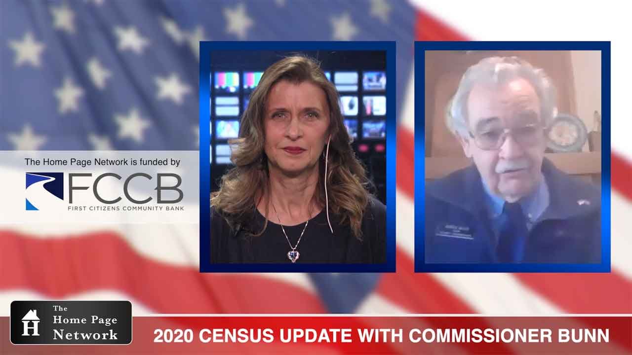 Census Update with Commissioner Bunn