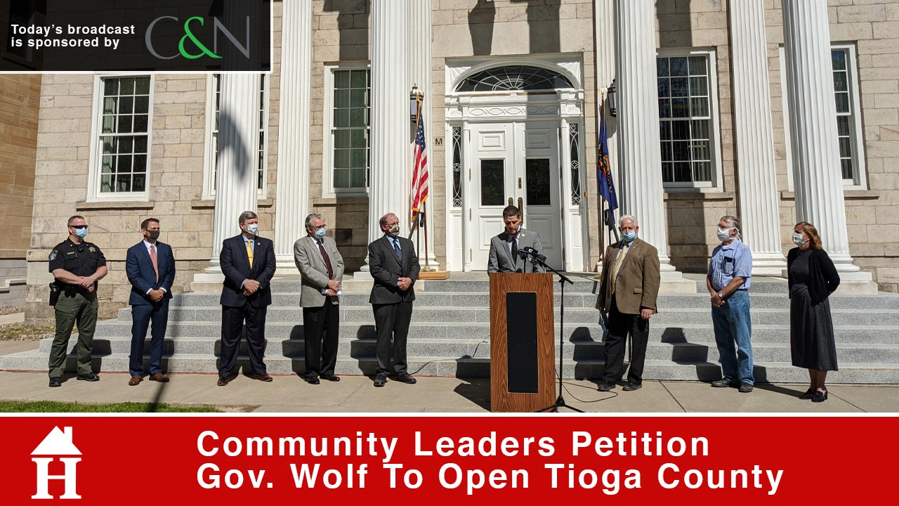 Tioga County Ready To Go Green