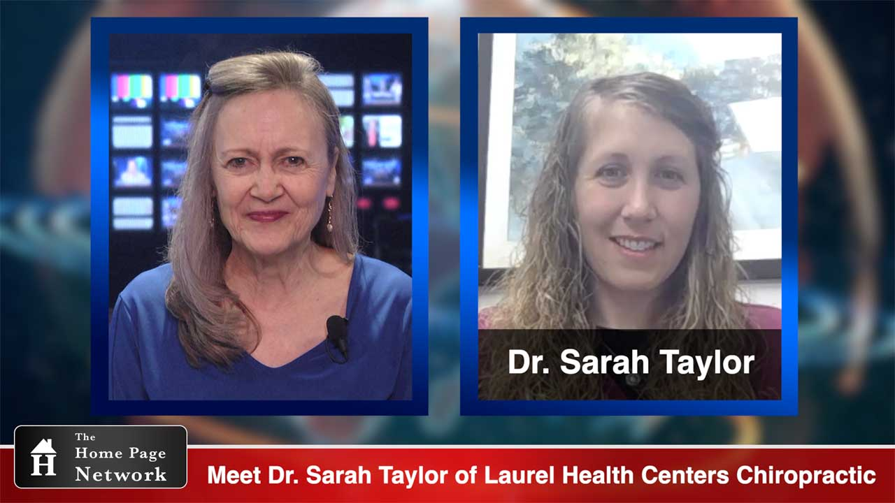 Laurel Health Centers – Meet Dr. Taylor