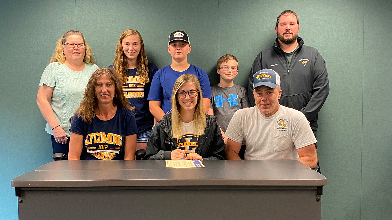 Starkweather set to join Lycoming Volleyball