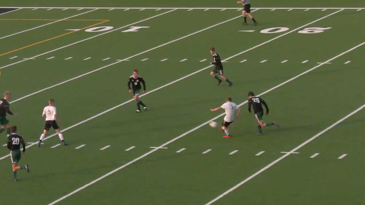 Hornet Soccer Tops Athens, 2-1