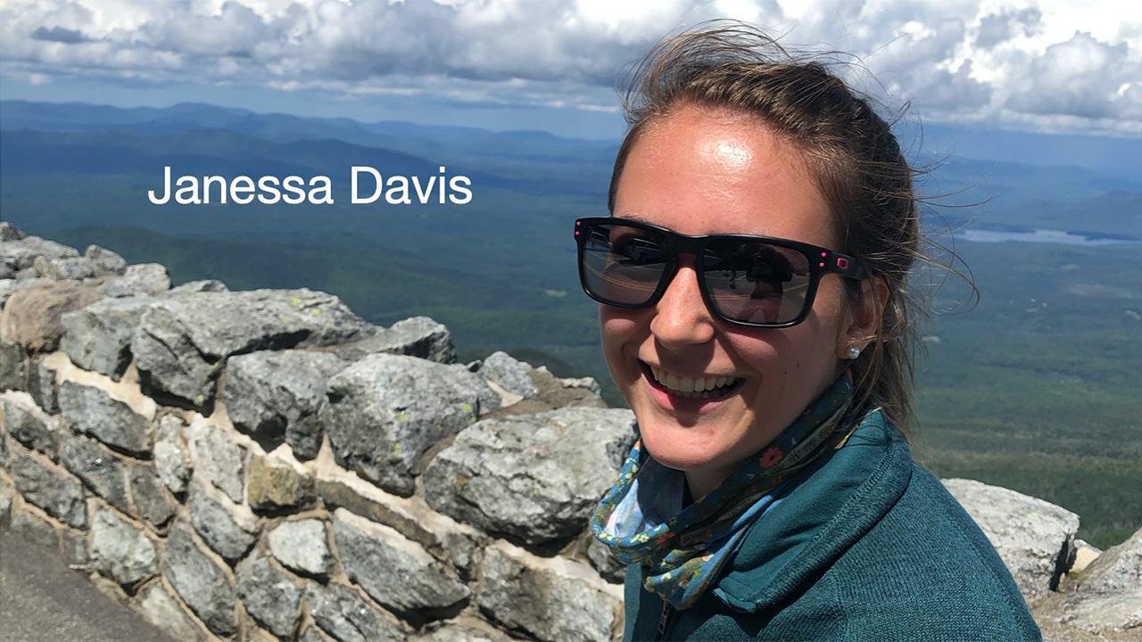Janessa Davis Honored