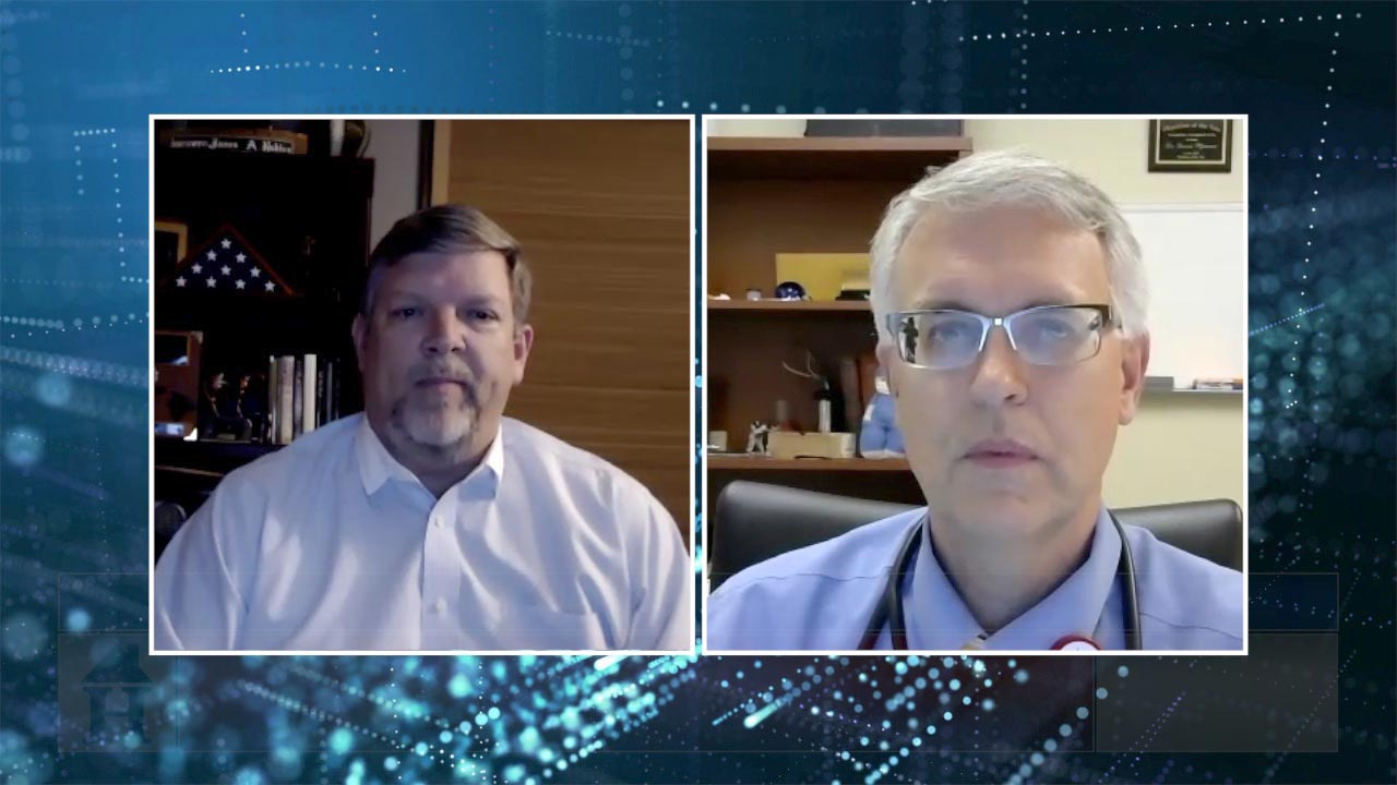 COVID-19 Weekly Update with Dr. Pfisterer