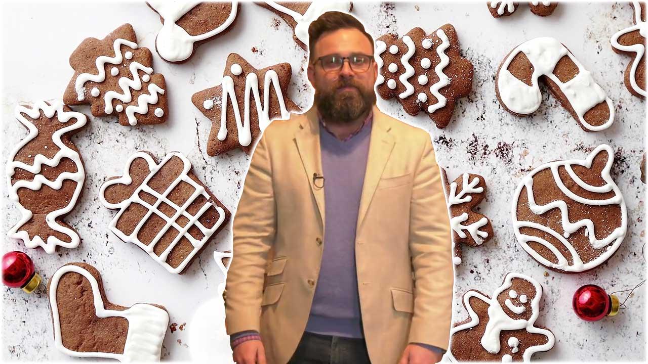 Back to Basics: Christmas Cookies