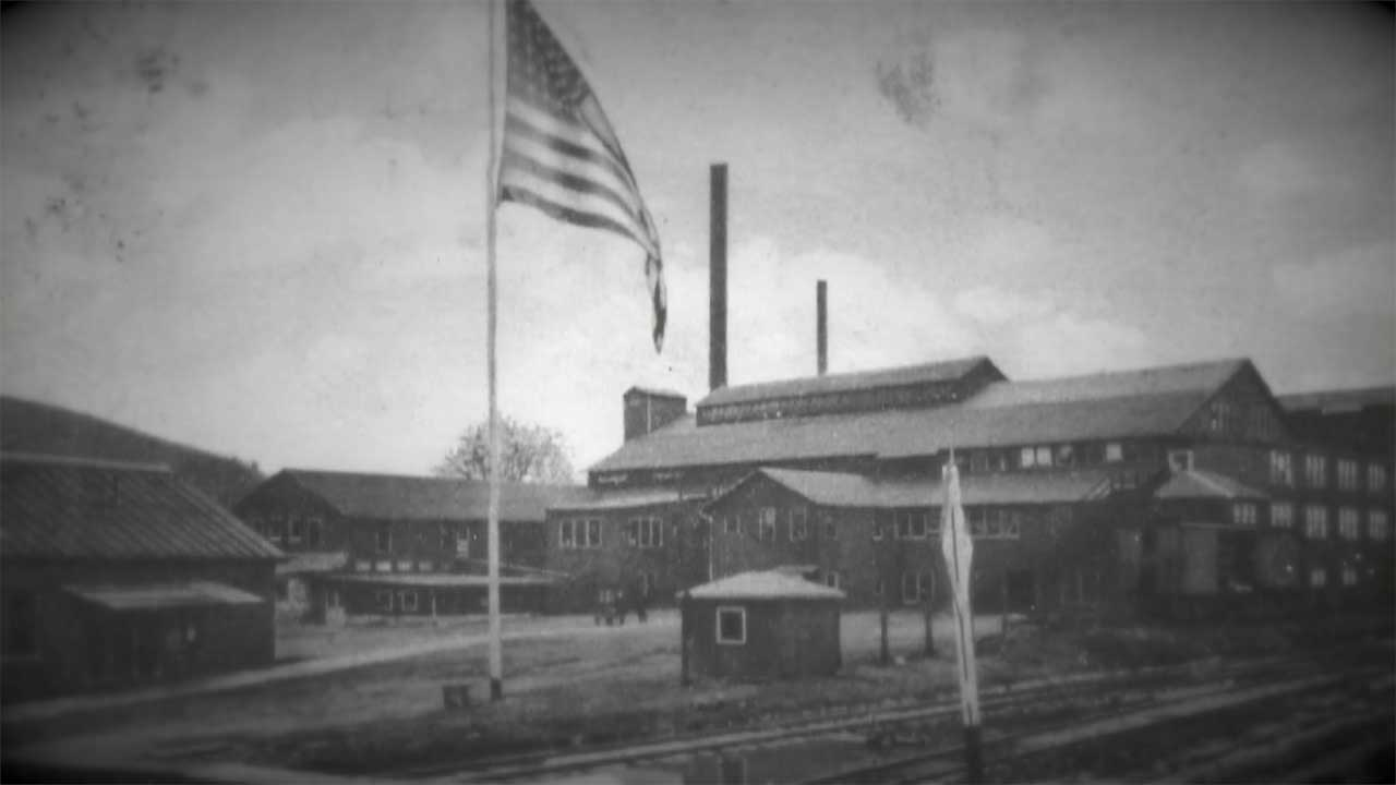 Preserving Wellsboro's Glass History