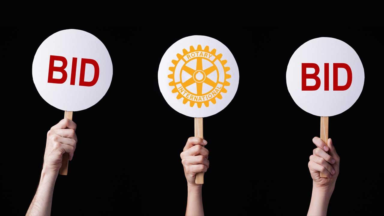 Rotary Virtual Silent Auction