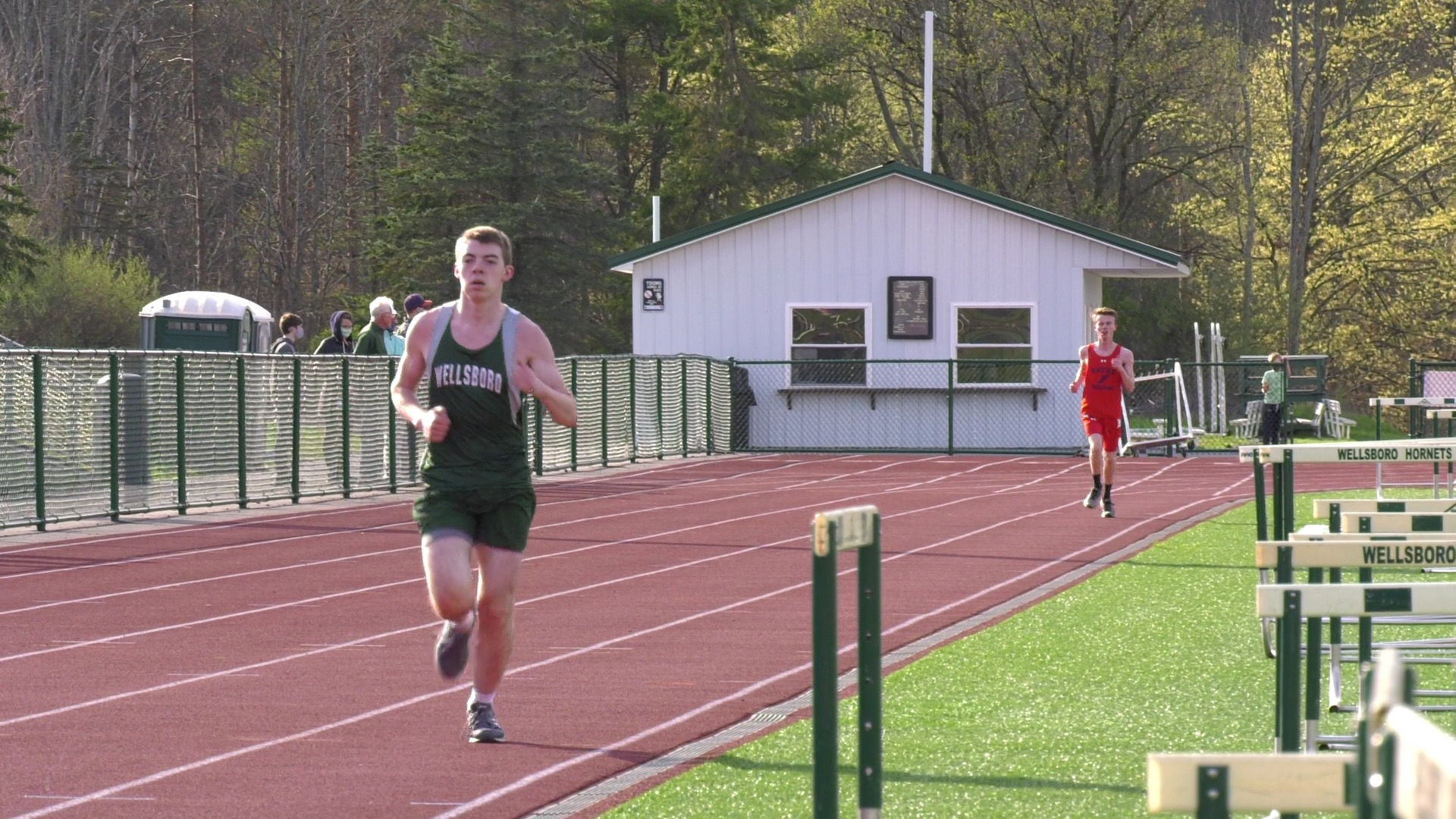 Wellsboro Track teams sweep Sayre