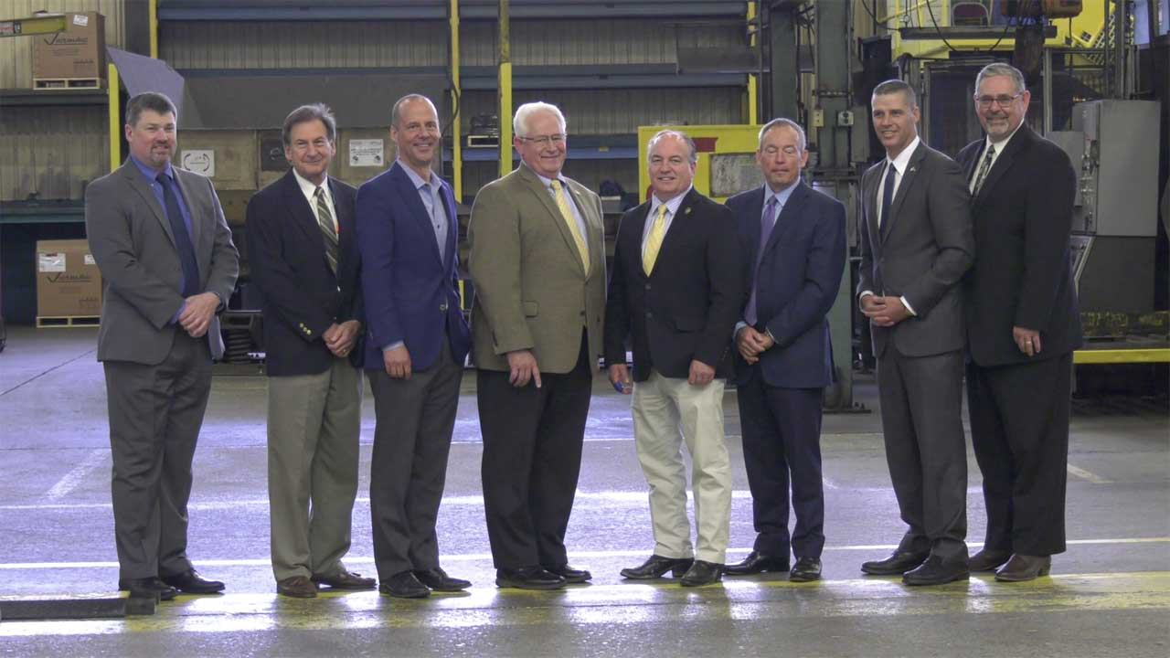 Victaulic® Reopens Waupaca Foundry's Lawrenceville, PA Manufacturing Facility