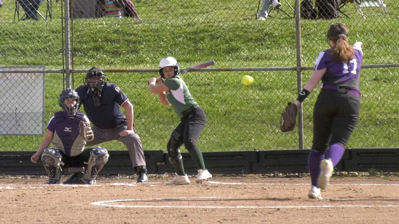 Lady Hornets 10-run Coudersport