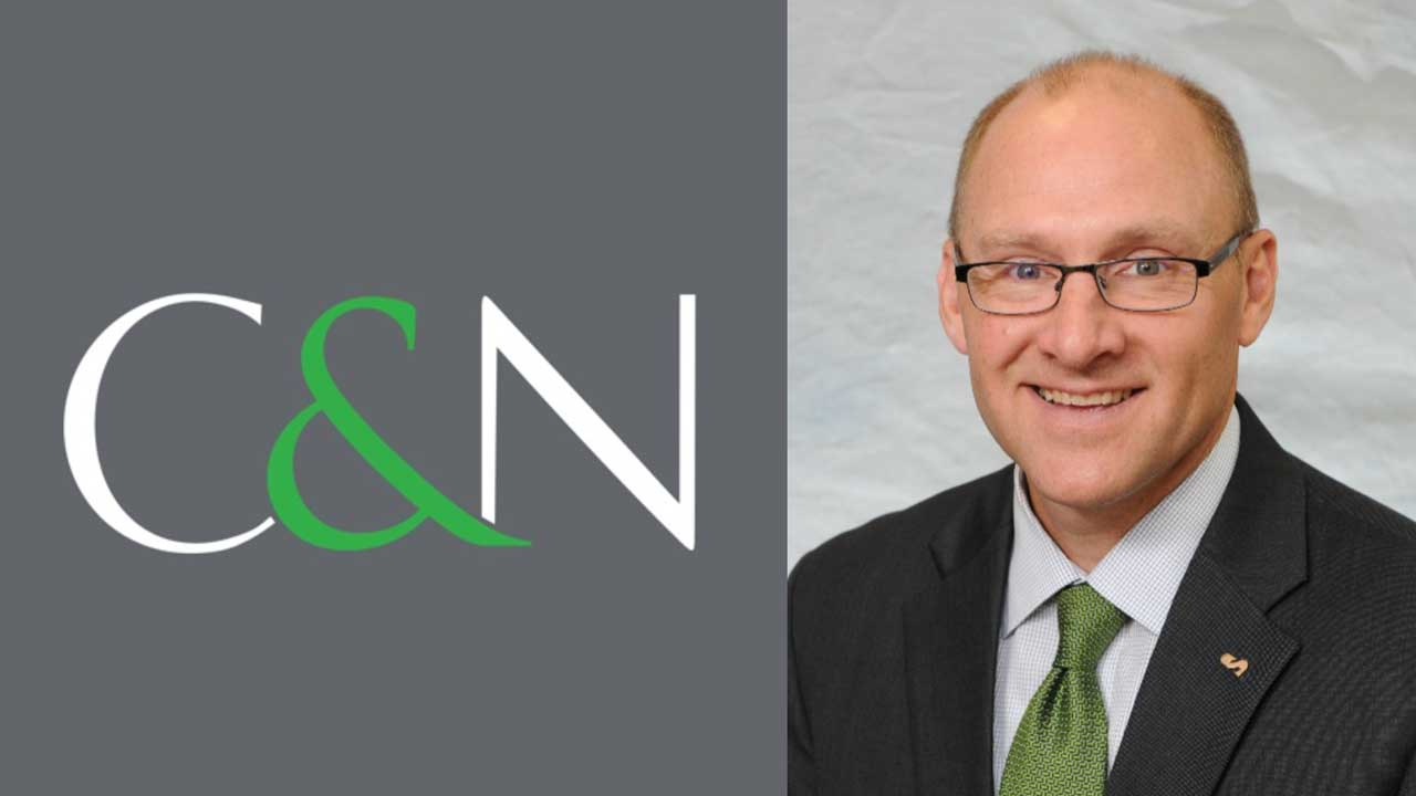 C&N Introduces Thomas Rudy, Jr. as Executive Vice President, Region President