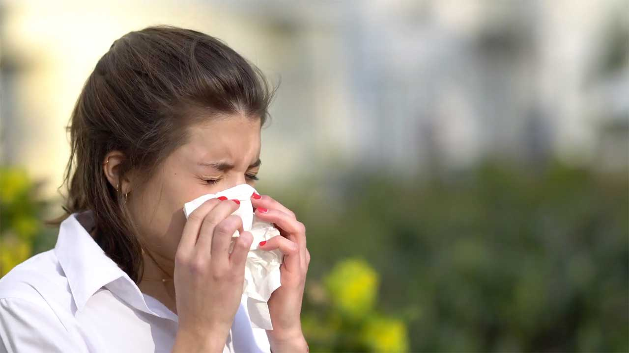 Allergies Are Nothing to Sneeze At: Finding Relief from Seasonal Allergies