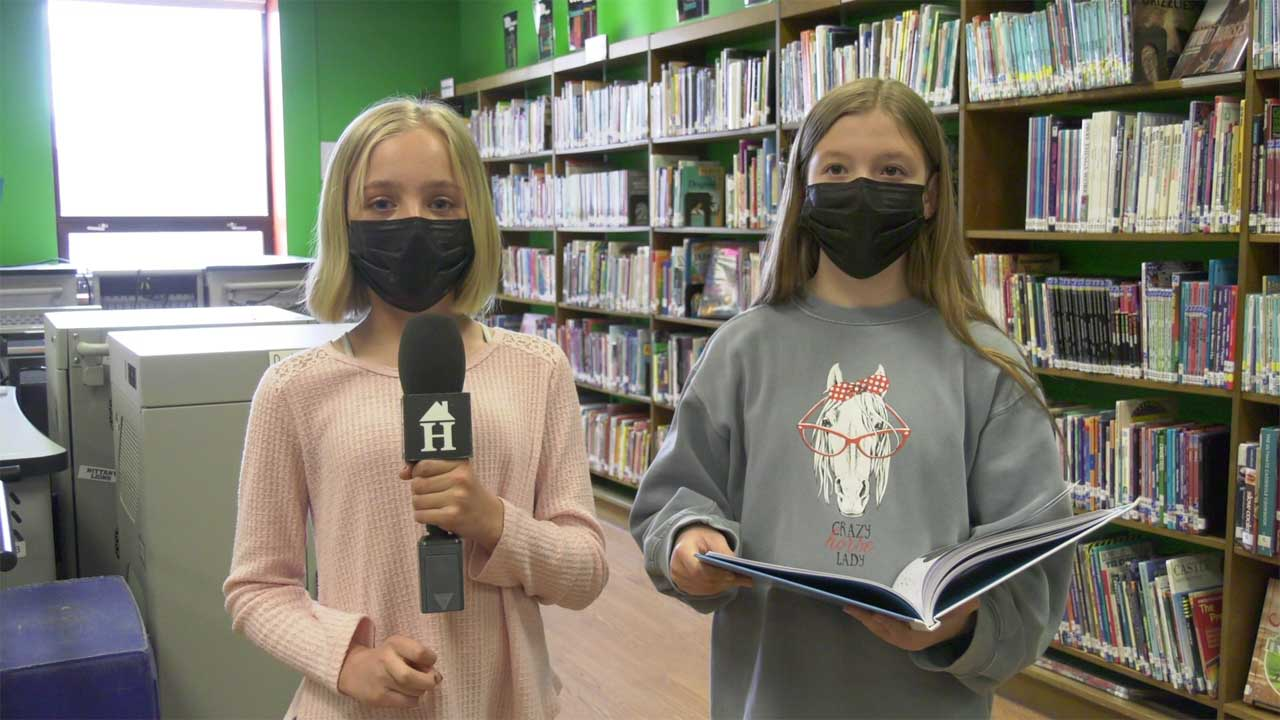 Local Students Create Book of Poems