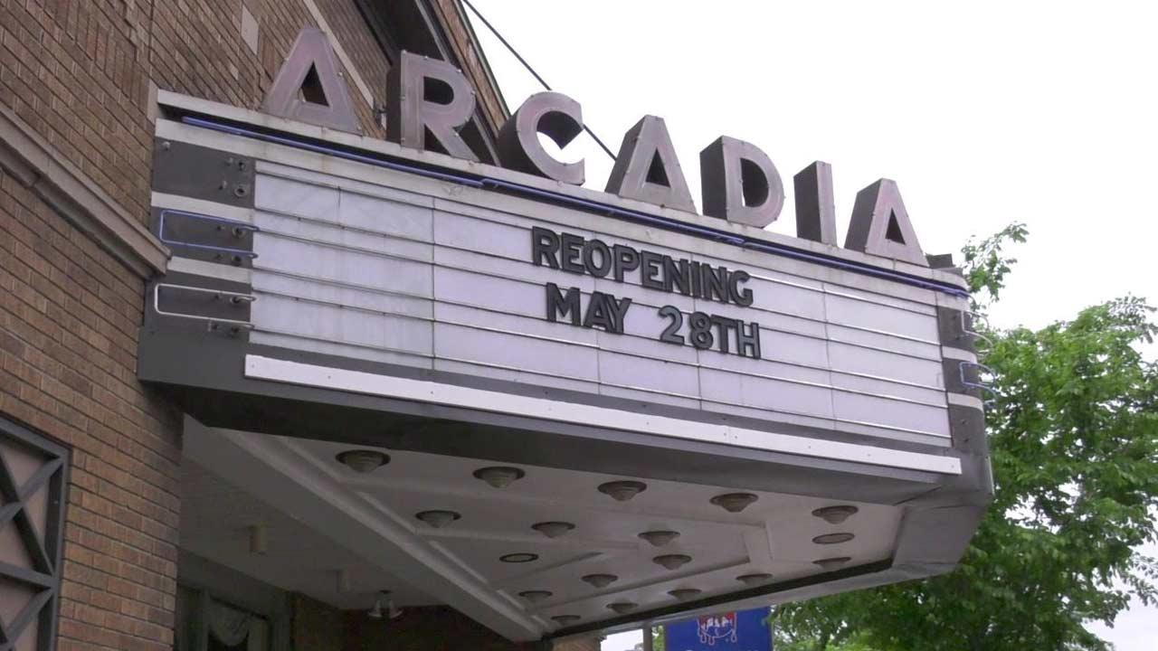 Arcadia To Reopen Memorial Day Weekend