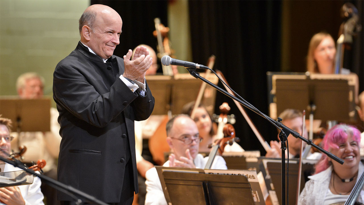 All Six Friday And Saturday EMMF Symphony Orchestra Concerts Will Be In Mansfield