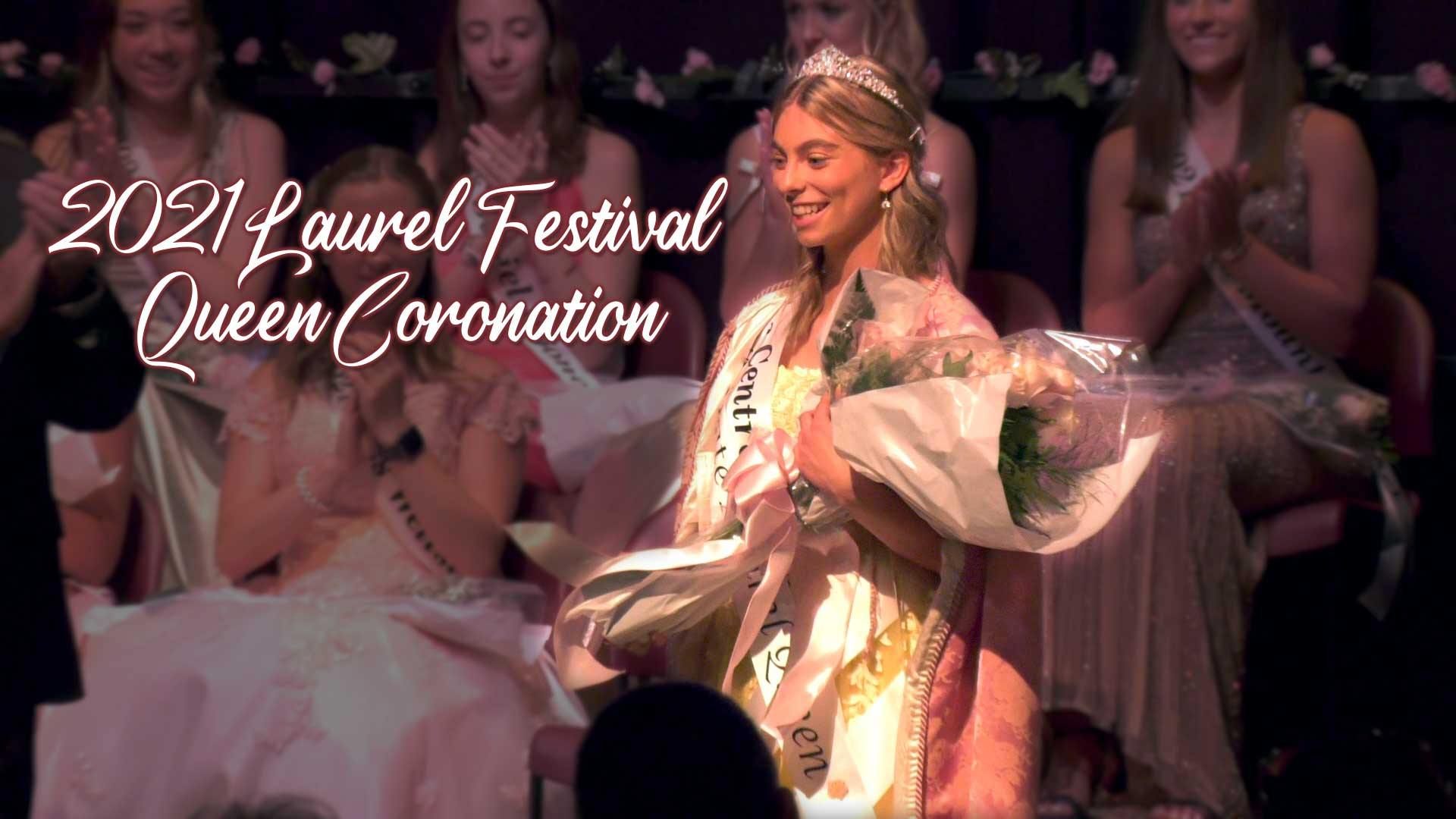 Miss Central Mountain Jocelyn Renninger Crowned Laurel Festival Queen