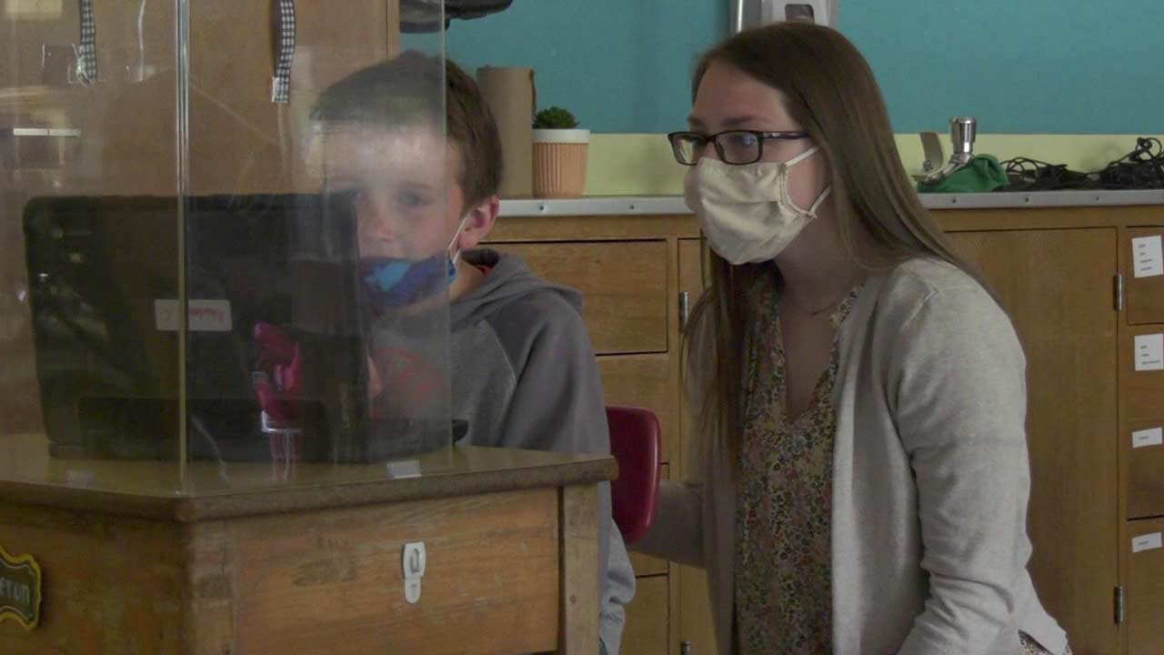 Teachers Overcome Challenges Amidst Pandemic