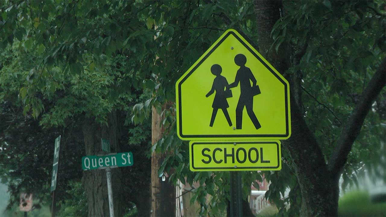 Chief Bodine Addresses Nichols Street School Traffic