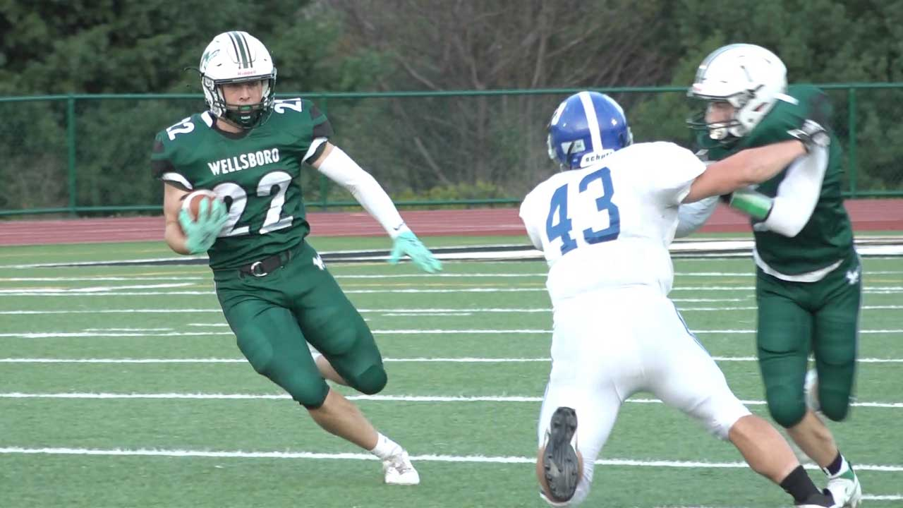 Hornets Dominate Second Half to Beat South Williamsport